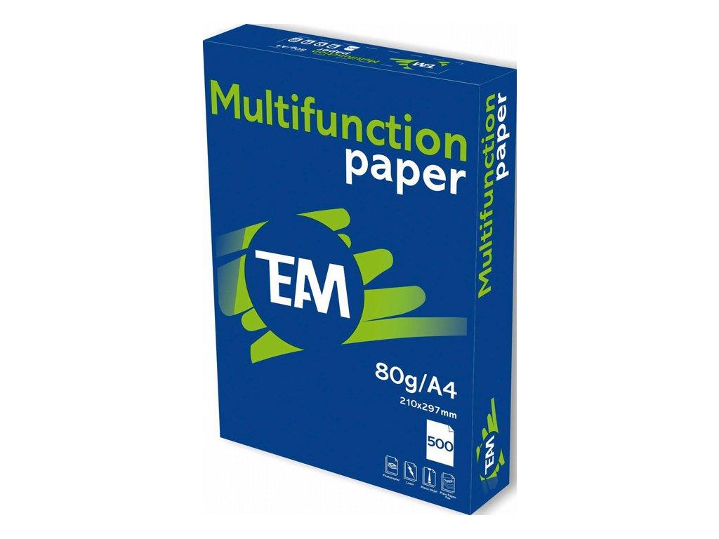 Xerografický papír Team - A4 80 g / 500 listů