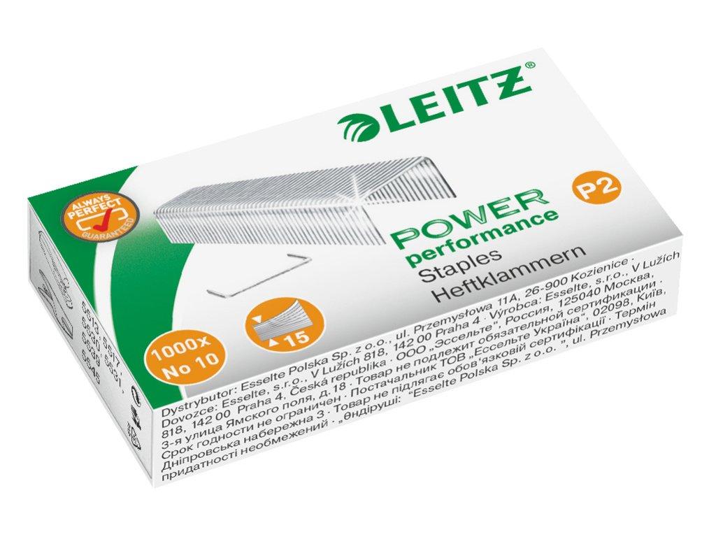 Spojovače Leitz - mini č. 10 / 1000 ks