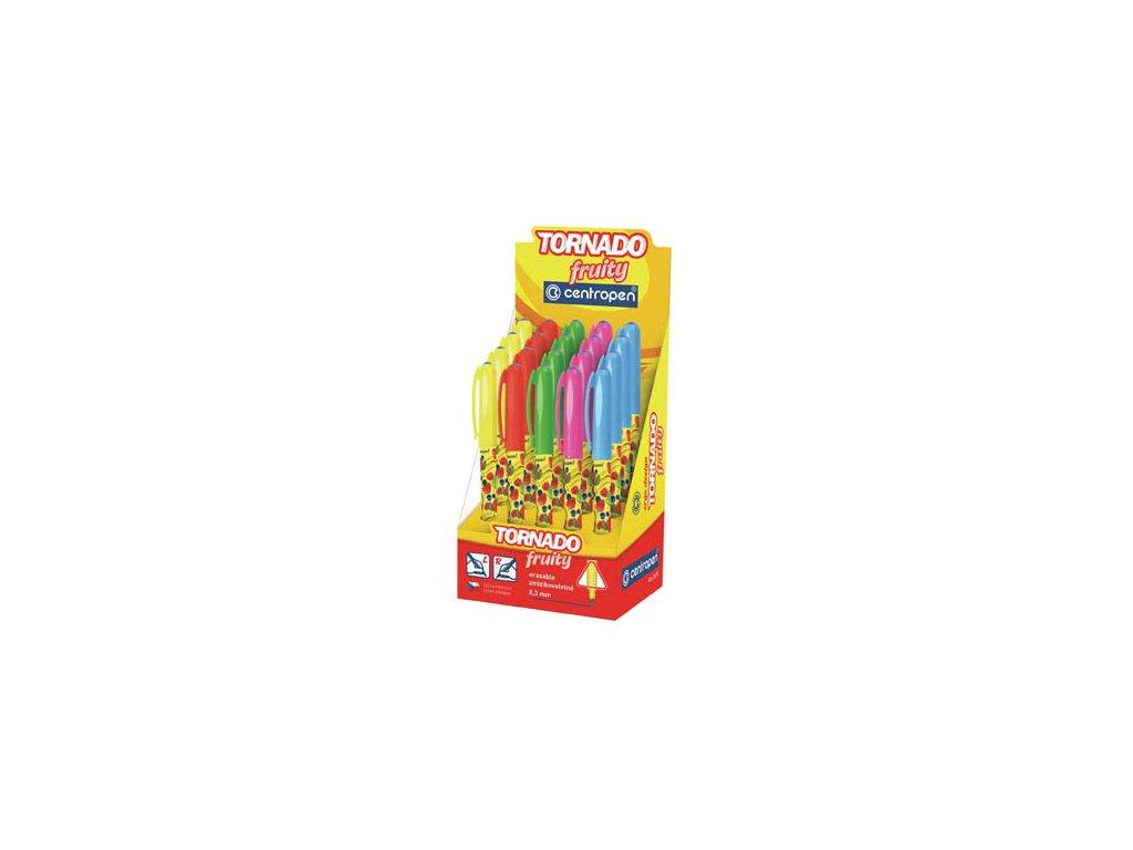 Roller TORNADO Fruity 2675 Centropen / stojánek 20 ks