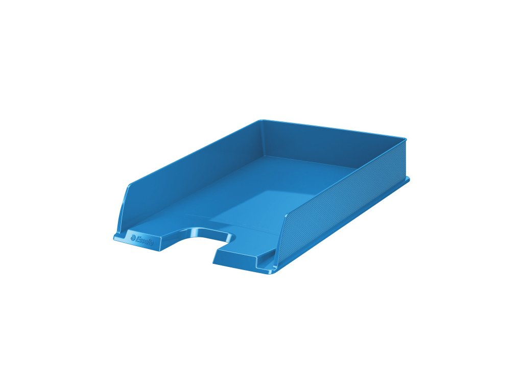 Kancelářský box na spisy Europost Vivida - modrá
