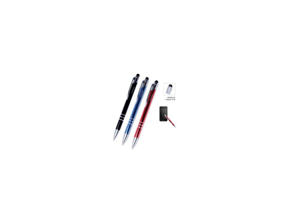 Kuličkové pero Concorde Soft - barevný mix