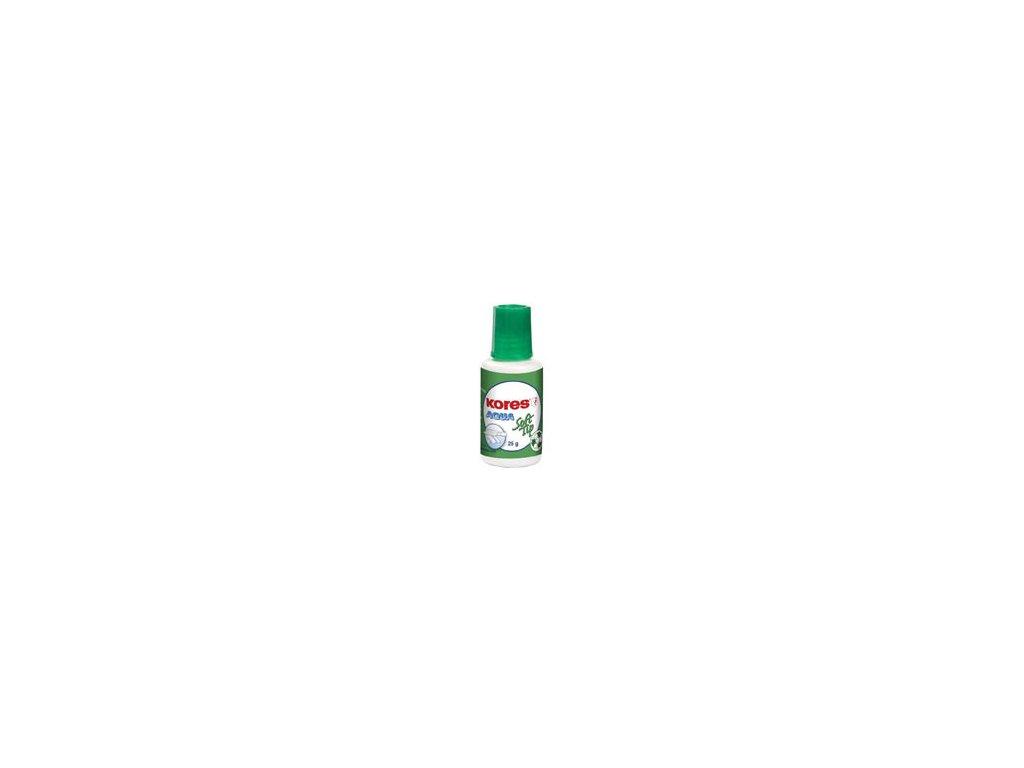 Opravné laky Kores Aqua - 25 ml – (Soft - tip) houbička