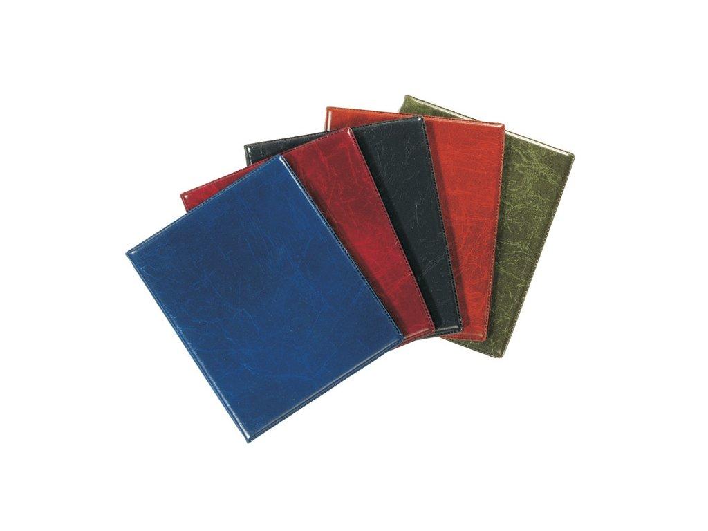 Obal na osobní doklady - barevný mix