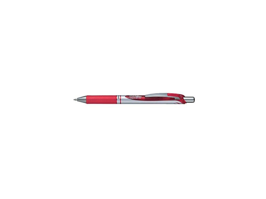 Roller Pentel EnerGel BL77 - červená
