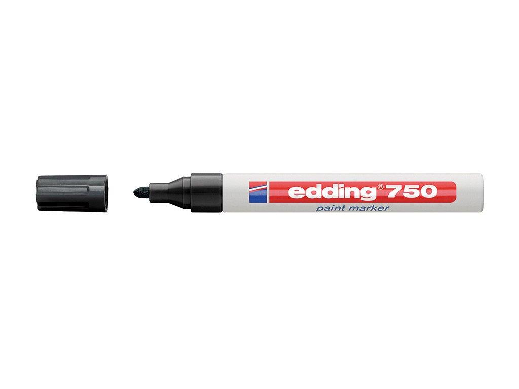 Popisovač Edding 750 - černá