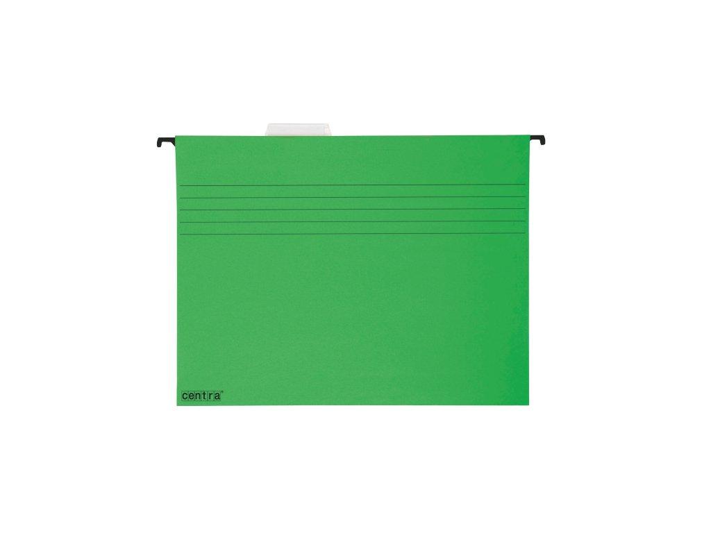 Závěsné desky Centra - zelená