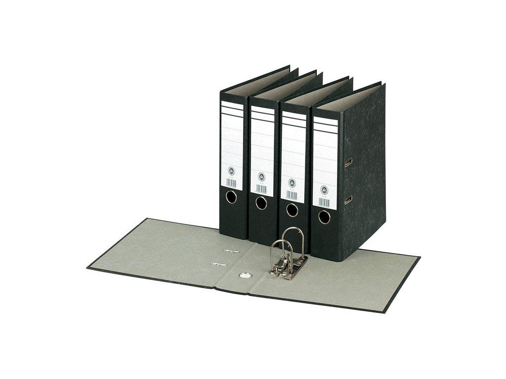 Pořadač A4 pákový papírový - hřbet 7,5 cm