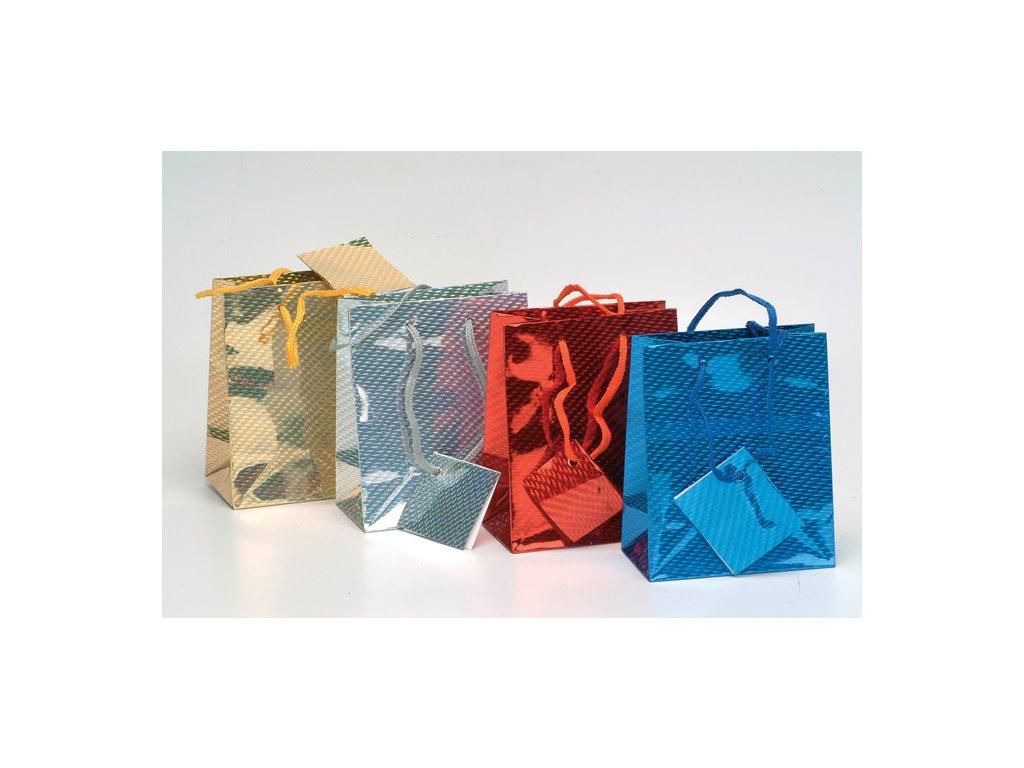 Tašky dárkové - exkluzivní - malé / 11,4 cm x 14,6 cm
