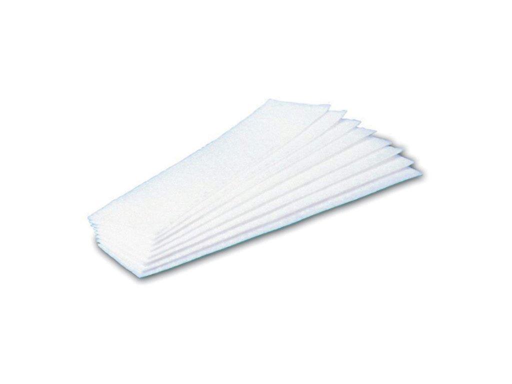 Magnetická houba Hebel / Maul na bílé tabule - náhradní filc / 10 ks