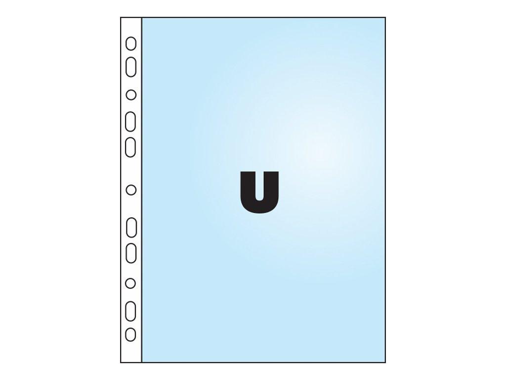 Závěsný obal Copy - A4 čirý / 50 my / 10 ks