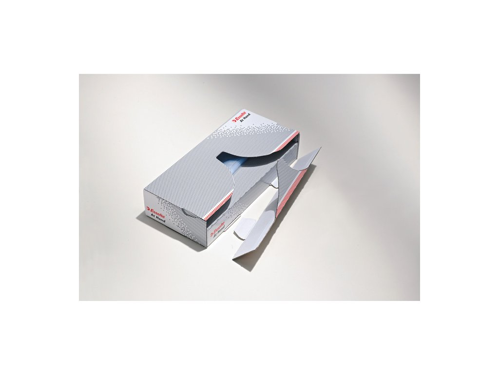 Závěsný obal A4 Esselte v krabičce AT HAND - A4 matný / 50 ks