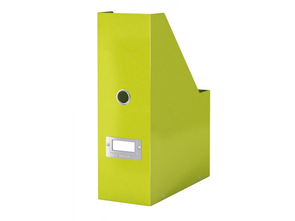 Zásuvkový box Leitz Click & Store - 3 zásuvky / zelená