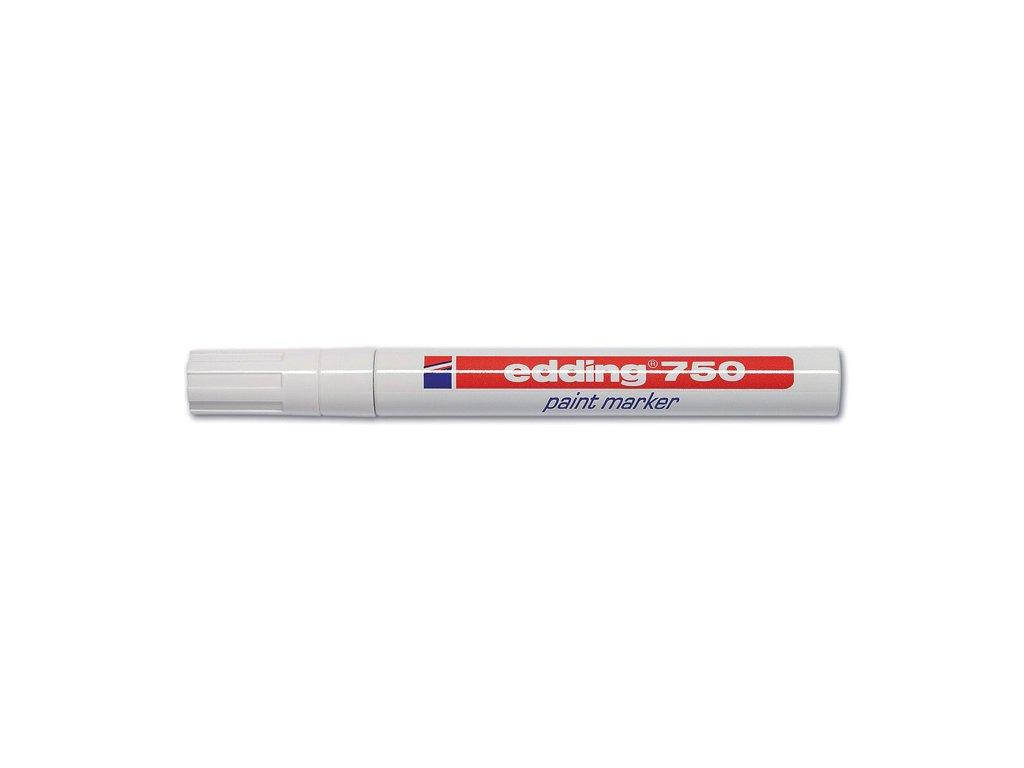 Popisovač Edding 750 - bílá