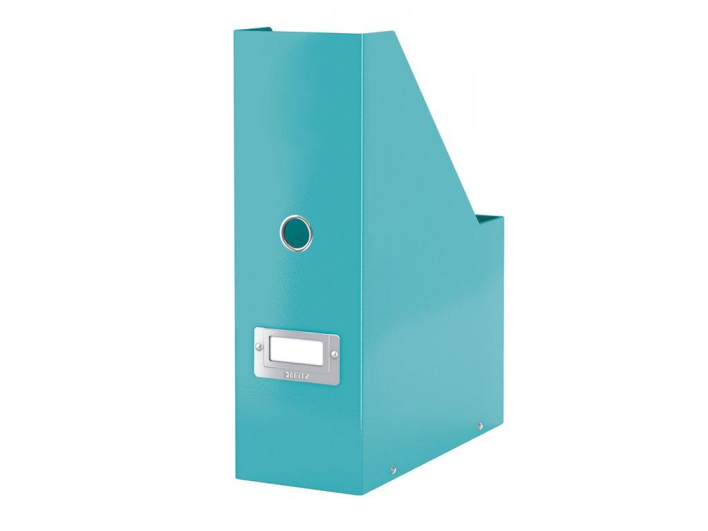 Zásuvkový box Leitz Click & Store - 3 zásuvky / tyrkysová