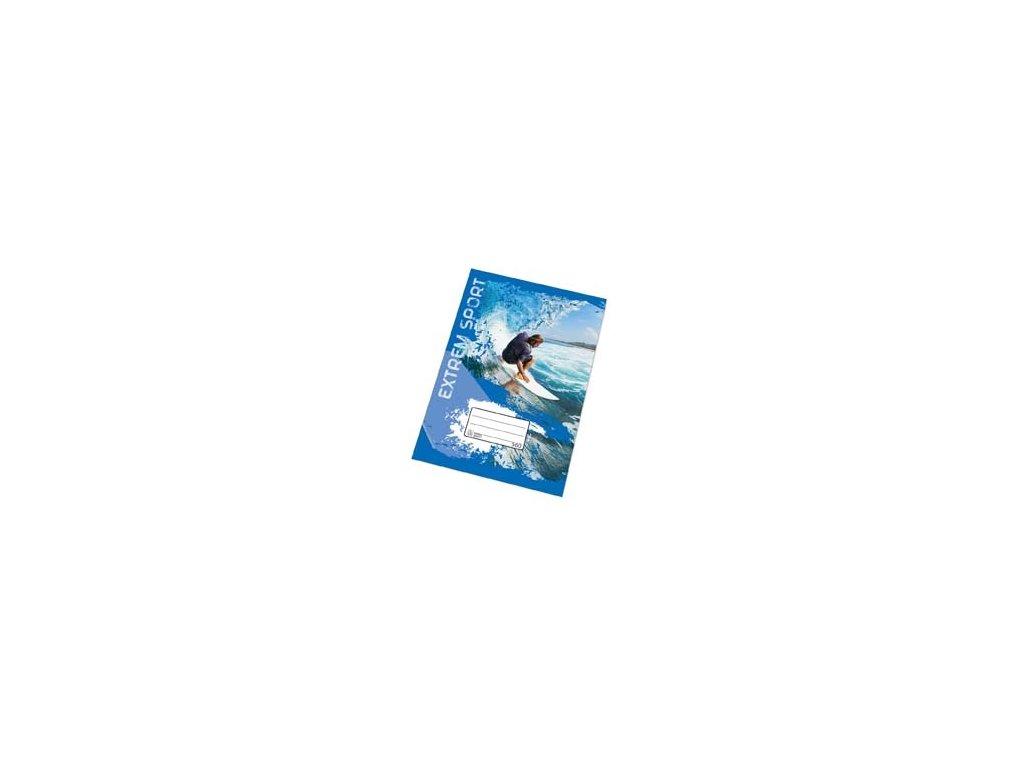 Sešity školní PREMIUM 60 listů - A5 / čistý