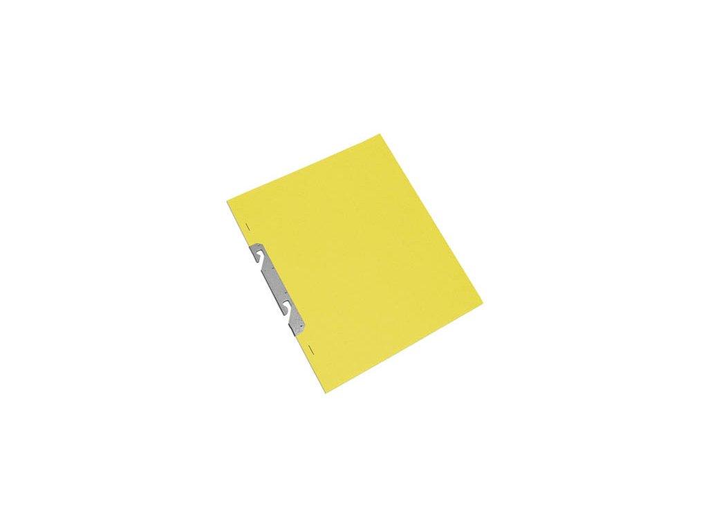 Rychlovazač A4 papírový RZC Classic - žlutá