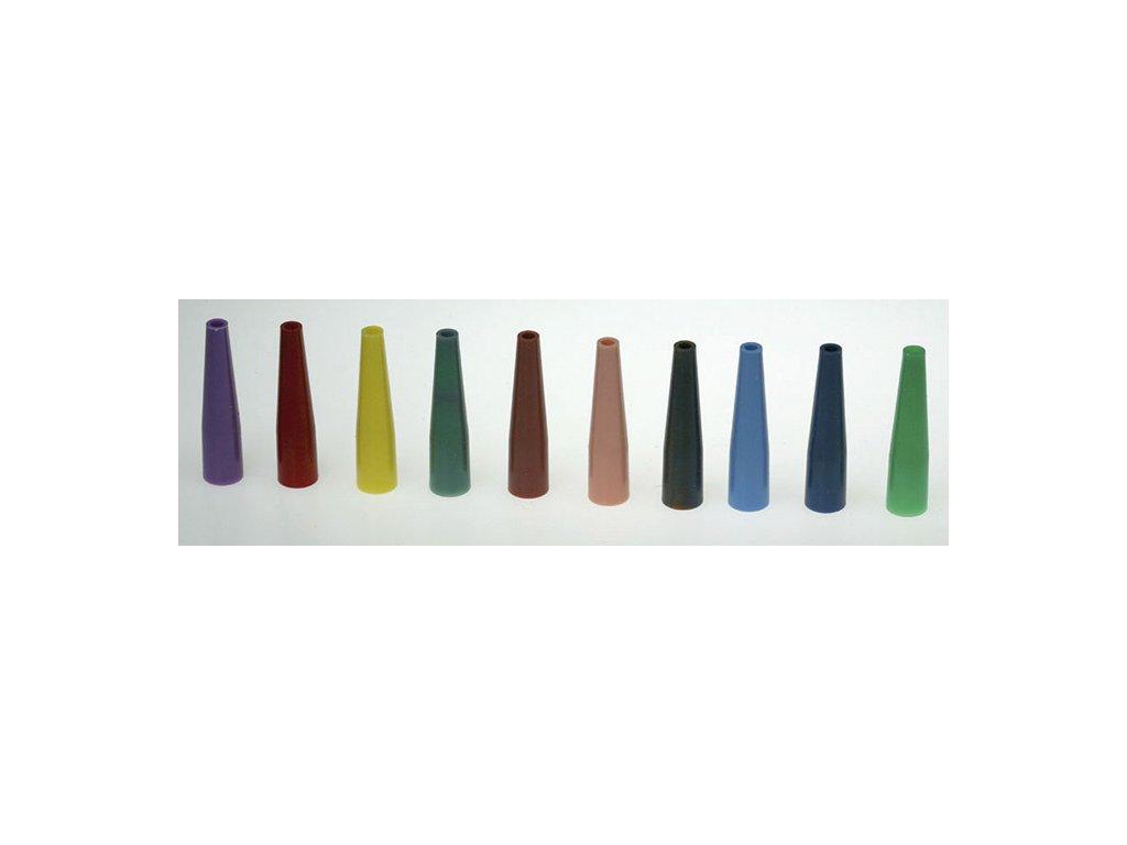 Plastová chránítka na tužky - barevný mix
