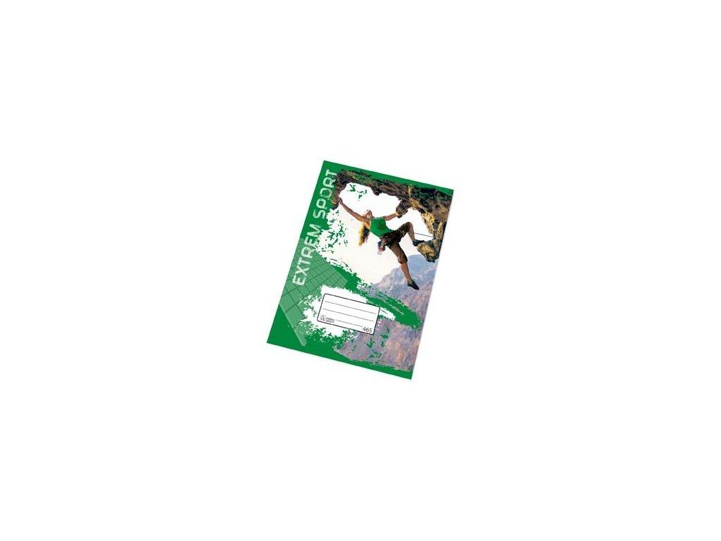Sešity školní PREMIUM 60 listů - A4 / čtvereček