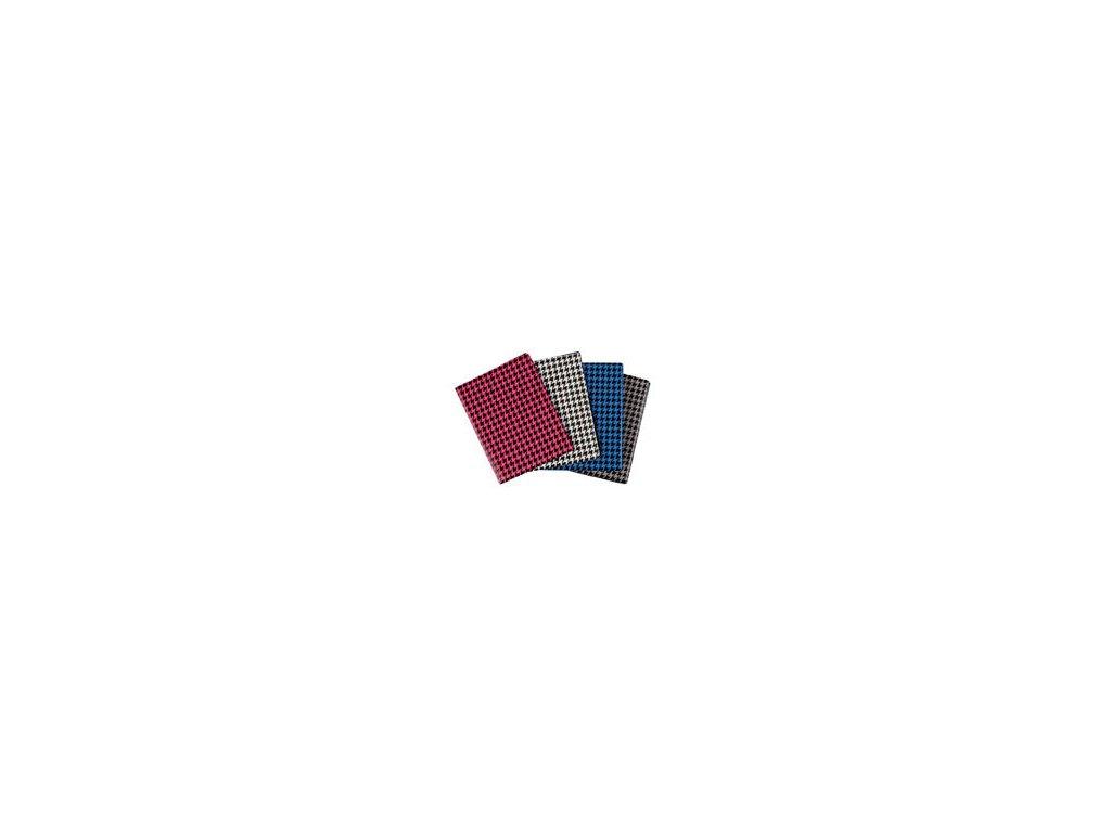 Obal na osobní doklady - Pepito / barevný mix