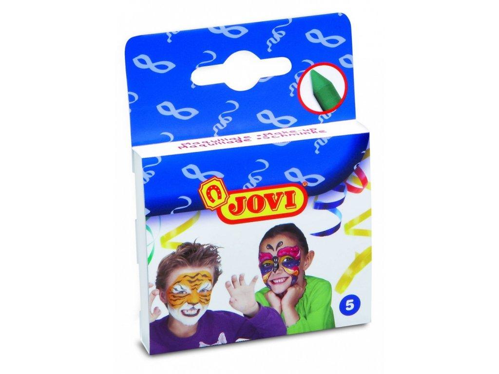 Obličejové barvy JOVI - 5 ks x 3,6 g