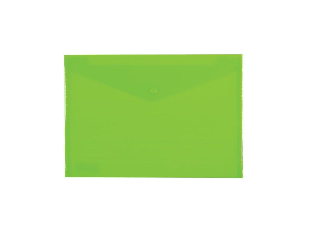 Spisové desky v pastelových barvách CONCORDE  - A4 / sv.zelená