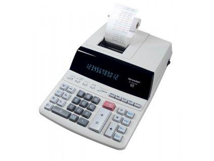 Kalkulačka Sharp EL 2607 - displej 12 míst