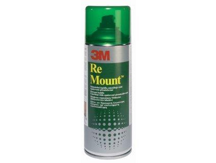 Lepidla sprejová 3M - ReMount 400 ml