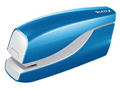 Kancelářský sešívač elektrický Leitz WOW 5567 - modrá