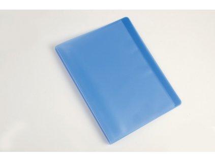 Prezentační desky A4 - 20 kapes / modrá