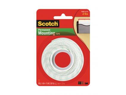 Montážní pásky Scotch - 12,7 mm x 1,9 m