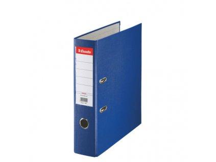 Pořadač A4 pákový polypropylen Economy - hřbet 7,5 cm / modrá