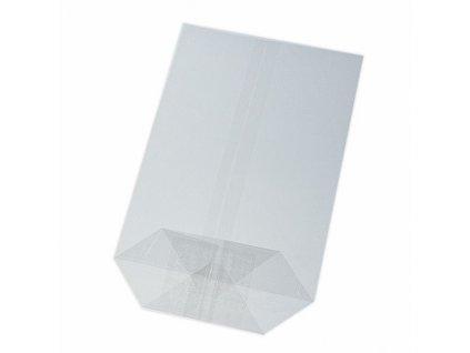 Celofánové sáčky - 140 x 210 mm / 100 ks / křížové dno