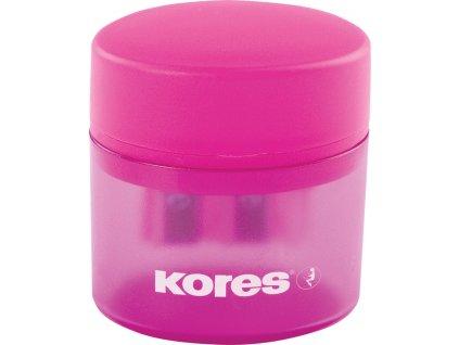 Ořezávátko Kores Deposito - barevný mix
