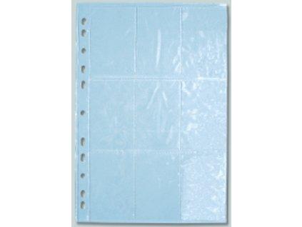 Závěsný obal A4 - 9 kapes 7 x 9 cm