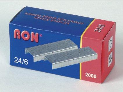 Spojovače RON - 24 / 6 / 2000 ks