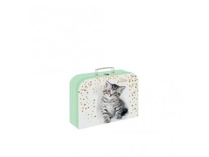 Školní kufřík - Kočka