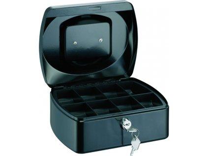 Pokladny - černá / / 85 mm x 160 mm x 205 mm