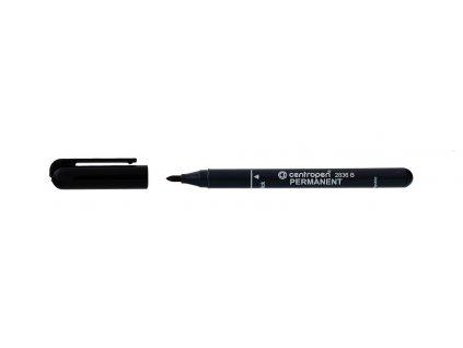 Popisovač Permanent2836 B Centropen - černá