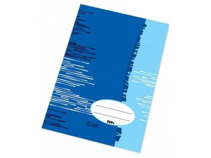Sešity školní ECONOMY 40 listů - A4 / čistý