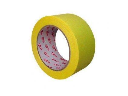 Lepicí pásky krepové - 50 mm x 50 m