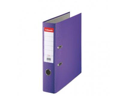 Pořadač A4 pákový polypropylen Economy - hřbet 7,5 cm / fialová