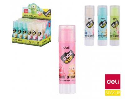 Lepidlo gelové DELI BUMPEES - 8 g / barevný mix