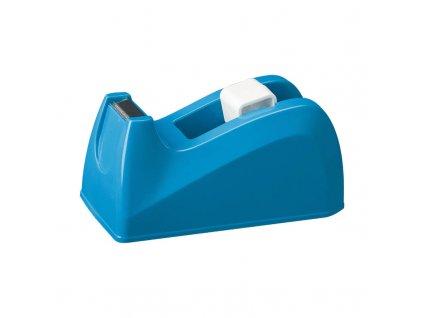 Stolní odvíječ lepicí pásky DELI - modrá