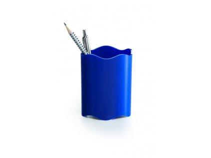 Stojánek na psací potřeby Durable Trend - modrá