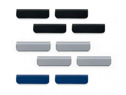 DURAFIX® klipy - 60 mm / modrá / 5 ks