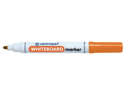 Značkovač Centropen 8559 stíratelný - oranžová