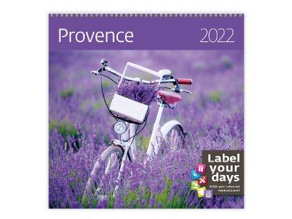Provence 2022 kalendář