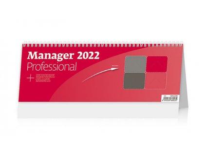 Stolní kalendář Manager profesional 2022