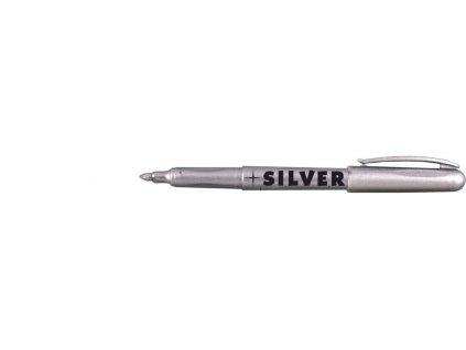 Značkovač G&S Centropen 2690 B - stříbrná