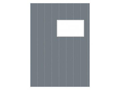Studentský speciál - A4 / náplň šedá - linka / 50 listů